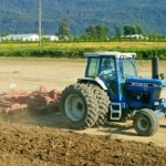 Western Turf Farms Disc Tiller