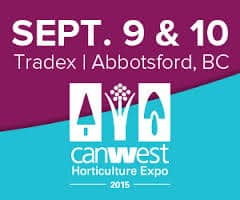canwest horticulture expo 2015